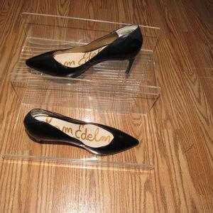 Sam Edelman Orella Pointy Heel Black Pumps 9.5M